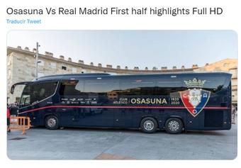 Los mejores memes del Real Madrid-Osasuna. Twitter
