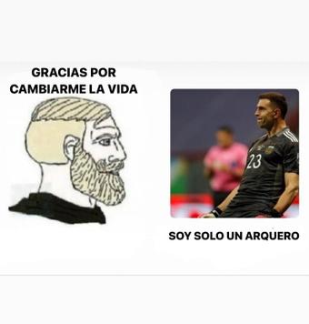 Los mejores memes de la Jornada 5 de eliminatorias sudamericanas. Twitter/tamara
