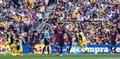 Un ayudante del Tata Martino habló de esa jugada del Barcelona-Atlético. EFE