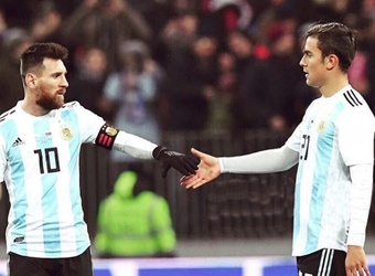 Argentina select Messi and Dybala for World Cup qualifiers.