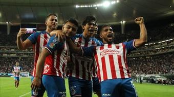 Chivas apuesta por la Copa. Chivas
