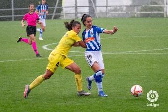 La Real Sociedad ganó 4-0 al Villarreal en la quinta jornada de la Primera División Femenina. LaLiga