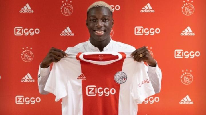 Mohamed Daramy ya es del Ajax. AFCAjax