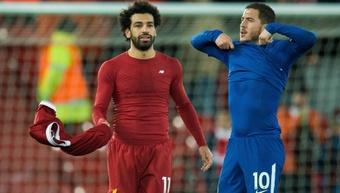 Salah intéresserait le Real Madrid. EFE
