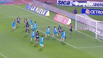Talleres se impuso por 2-0 ante Tucumán. Captura/Youtube/RadioSuquia