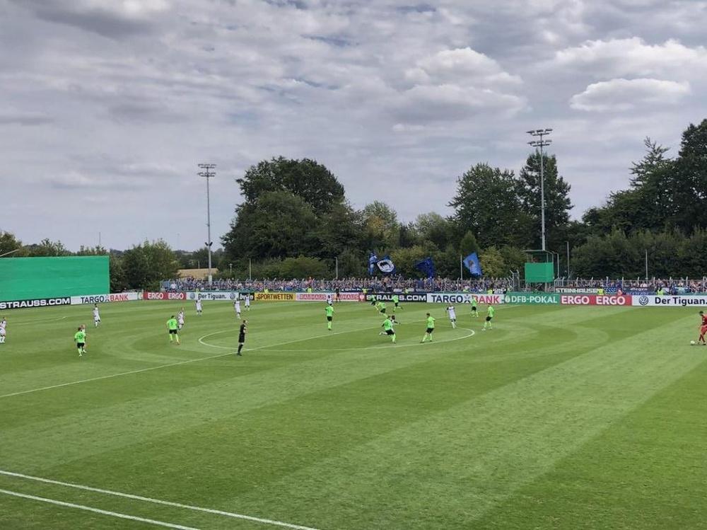 El Paderborn se salva en los penaltis. SCPaderborn07