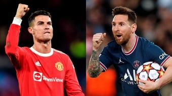 Repasamos quién ha marcado a más rivales en Champions. EFE