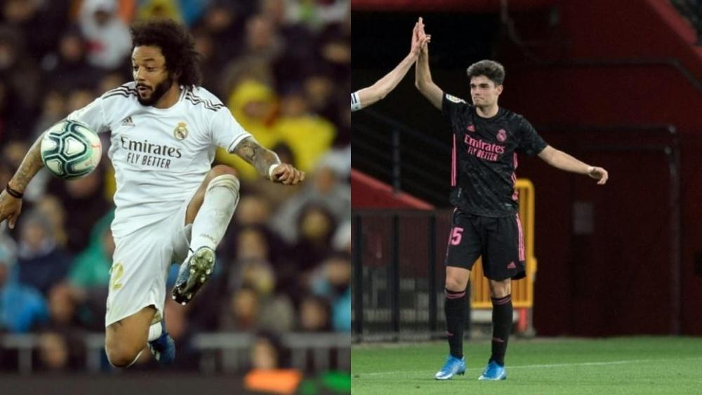 Marcelo se perdió gran parte de la pasada campaña por una lesión. AFP