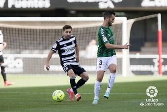 Adrián Lapeña pasó por el Castellón antes de fichar por el Deportivo. LaLiga