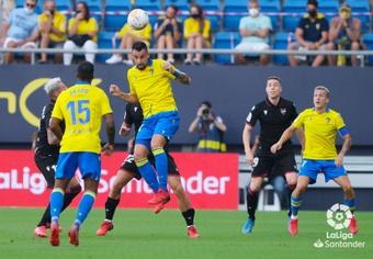 El Cádiz sumó un empate ante el Betis gracias al gol de Negredo. LaLiga