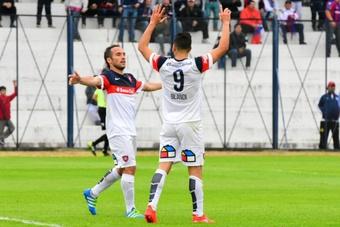 San Lorenzo logró un triunfo holgado por 3-1 ante Douglas Haig. SanLorenzo
