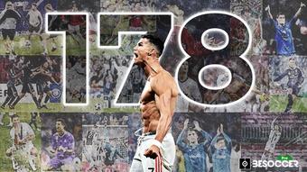 Los 178 partidos de Cristiano en Champions, temporada a temporada. BeSoccer Pro