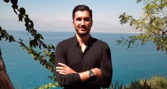 uri Sahin, en su vídeo de presentación como nuevo jugador del Antalyaspor. EFE
