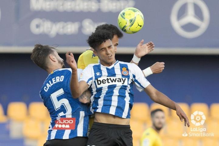 El Espanyol y la Sub 19 ya esperan el pasaporte de Omar. LaLiga