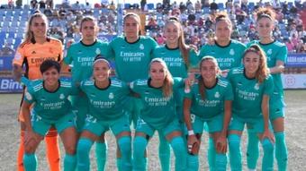 El Granadilla Tenerife y el Madrid firman un empate. RealMadridFem