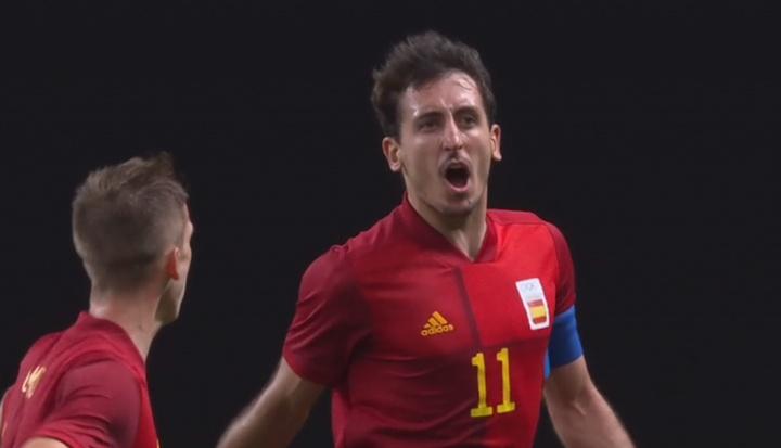 Oyarzabal regala il trionfo alla Spagna. TVE1