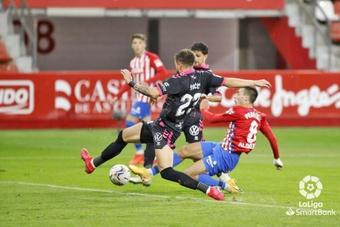 Pedro Díaz expresó que es muy fácil jugar con Fran Villalba. LaLiga