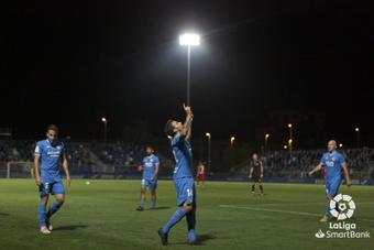 El Fuenla venció 2-1 al Cartagena. LaLiga