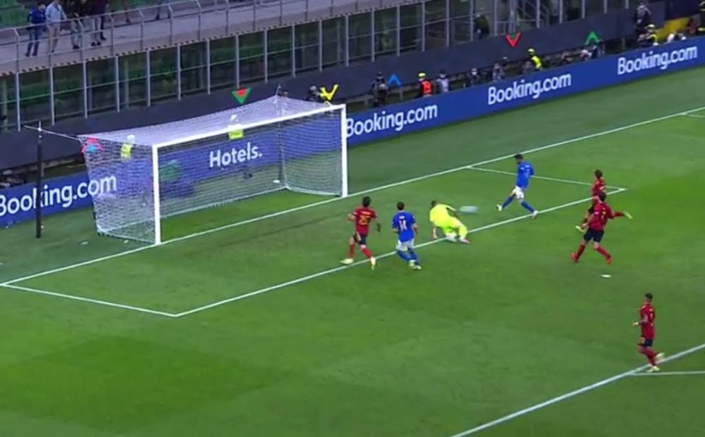 Ultim'ora del calcio italiano in data 6 ottobre 2021. TVE