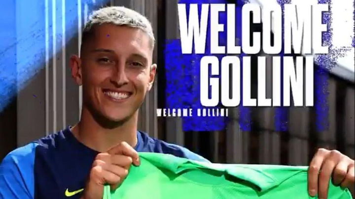 El Tottenham tendrá la opción de comprar a Gollini por 15 millones. Captura/TottenhamHotspur