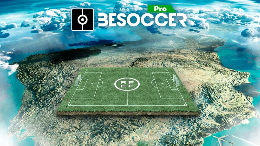 Informe BeSoccer Pro: la nueva Primera División RFEF. BeSoccer Pro