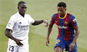 El Barça-Madrid se jugará este domingo en el Camp Nou. EFE