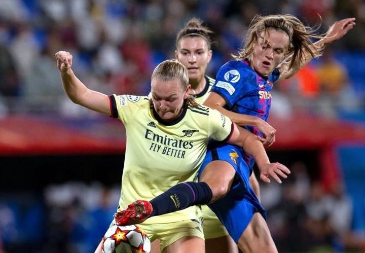 El Barça afronta su segundo compromiso de Champions del curso. EFE