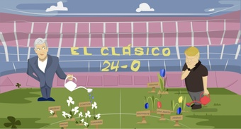 Koeman vs. Ancelotti en 'Clásicos'. BeSoccer