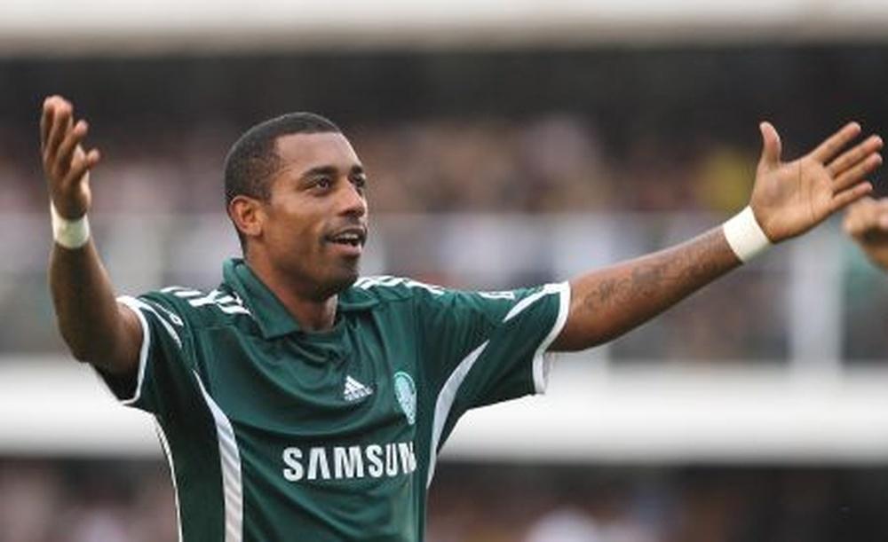 Robert quiere volver a dar guerra. Palmeiras