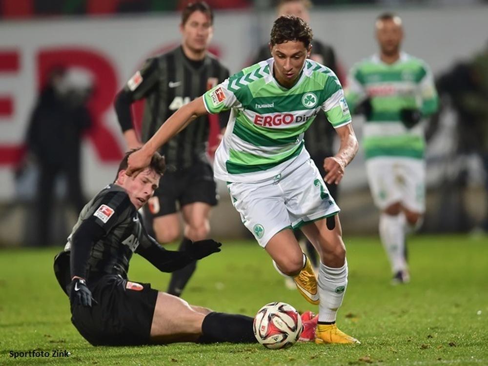 El Mainz quiere hacerse a coste cero con el fichaje de Robert Zulj. GreutherFürth