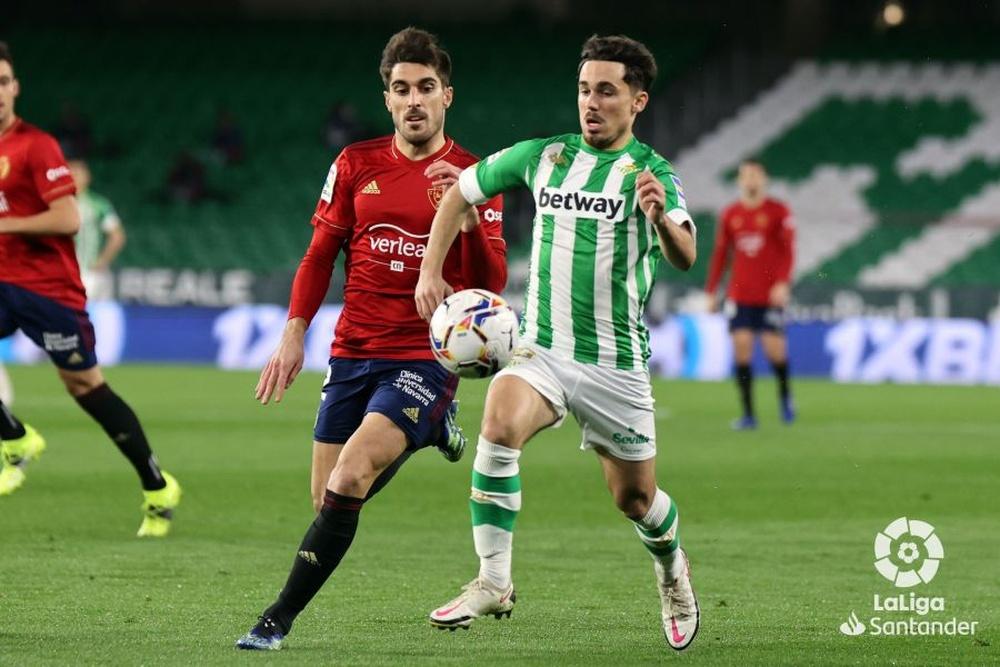 Rodri debutó con el primer equipo en la temporada 2020-21. LaLiga