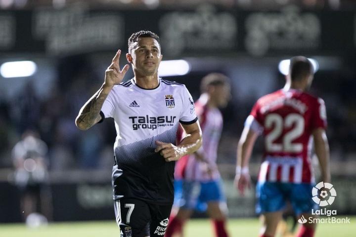 Rubén Castro y Gallar le roban la sonrisa a Lezama. LaLiga