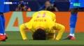 Milner marcó el primero en el Wanda Metropolitano. Captura/MovistarLigadeCampeones