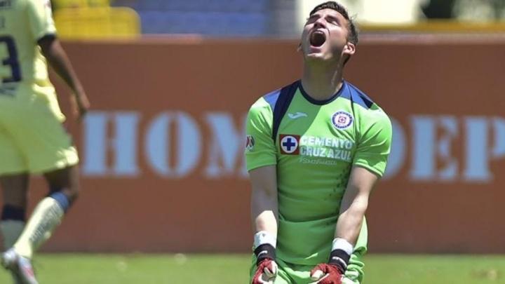 Sebastián Jurado reconoció que Cruz Azul tocó fondo. EFE/Archivo
