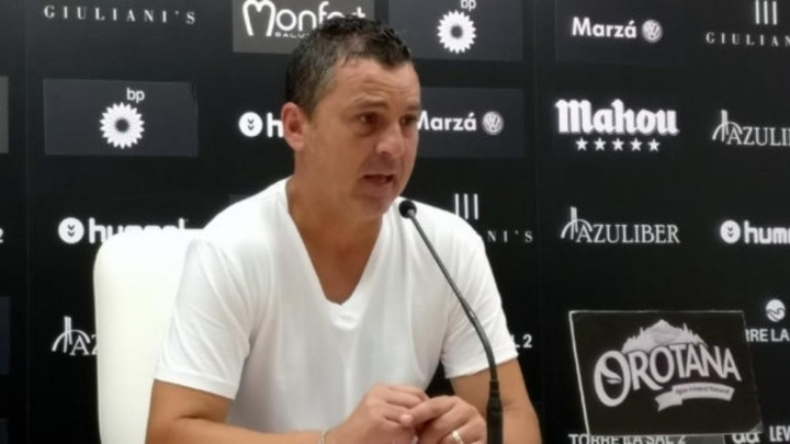 El Castellón incorpora a Sergi Escobar para buscar la permanencia. Twitter/CDCastellon