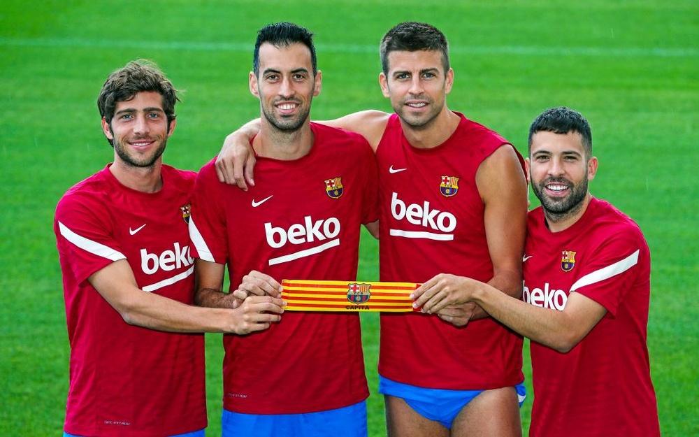 Jordi Alba et Sergio Busquets réduisent eux aussi leur salaire. FCBarcelona