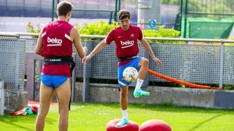 Busquets et Sergi Roberto sont les prochains à prolonger. FCBarcelona