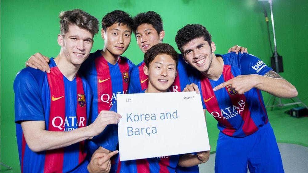 Gyeolhee Jang se va al Asteras Tripolis. FCBarcelona