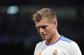 Götze, Moyes et pourquoi Kroos a quitté le Bayern pour le Real Madrid. EFE