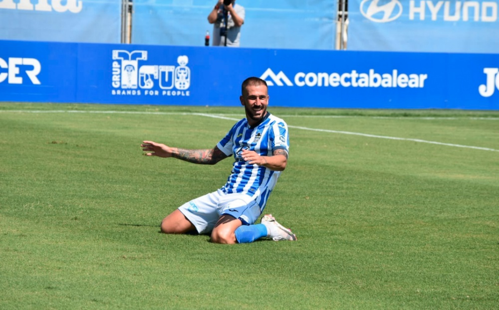 El Atlético Baleares tumbó al Albacete. AtléticoBaleares