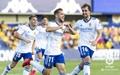 Valentín Vada ya lleva cuatro goles en este Zaragoza. LaLiga