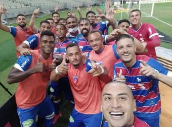 Fortaleza dilacera o Internacional com uma goleada histórica. WP9/FEC