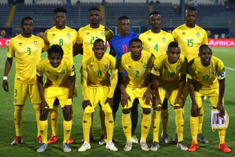 Zimbabwe were shocked 1-0 by Somalia in the 1st leg of their WC qualifier. AFP