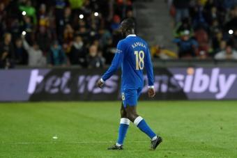 UEFA drop investigation into Sparta Prague over alleged Kamara abuse. AFP