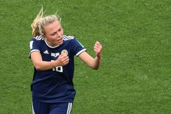 Scotland must beat Argentina if they want to get into the last 16. AFP