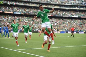 Mexico open CONCACAF Gold Cup defense with 3-1 win over El Salvador