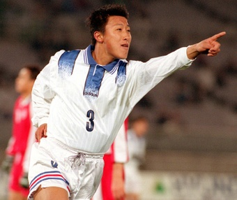 China football legend dead after 48th birthday celebrations. AFP