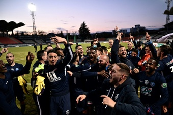 Amateur minnows Rumilly-Vallieres dream of French Cup glory