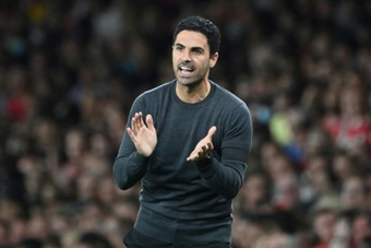 Arteta believes the league has never been as strong as it is today. AFP
