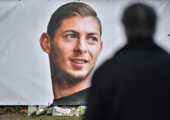 Man pleads guilty to charge relating to footballer Sala's death. AFP